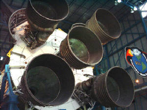 The Saturn V Booster