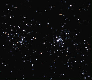 NGC 869-884 Double Cluster